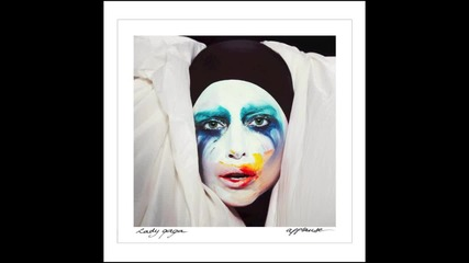 Lady Gaga - Applause (audio)