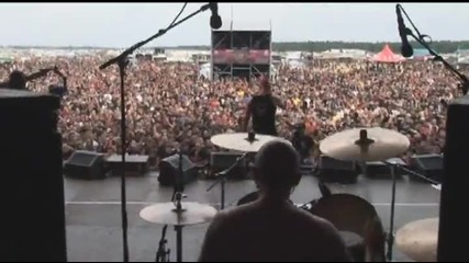 The Exploited - Army Life Live With Full Force 2008