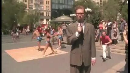 Доста тежка гавра с Репортер !!