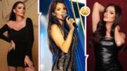 Обработени снимки? Не и за Преслава - певицата пусна без Photoshop и (май) хвърли ръкавица