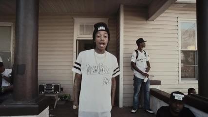 Премиера 2014 ! Wiz Khalifa - We Dem Boyz [official Video]