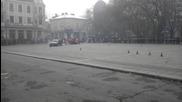 Коледно автошоу в Кюстендил 1