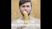 It's about time: here are 3 male contraceptives being tested!
