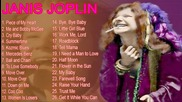 Janis Joplin- Greatest hits full album -- Best of Janis Joplin