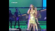 Helena Paparizou @ So You Think You Can Dance 2008 Medley