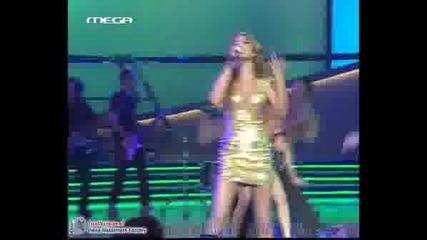 Helena Paparizou @ So You Think You Can Dance 2008 Medley