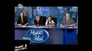 Music Idol 3 - Наталия Данаилова, Която Пее Страхотно Трябва Отславне 06.03.2009