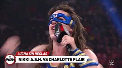 Goldberg enfrenta a Bobby Lashley y a MVP en RAW: WWE Ahora, Ago 2, 2021