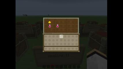Minecraft Как да направим всички отвари!
