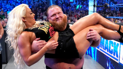 Otis and Mandy Rose's magical moment derails Sonya Deville: SmackDown, Jan. 17, 2020
