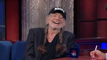 The Late Show with Stephen Colbert / Късното Шоу със Стивън Колбер - Епизод 7 - 16 Септември '15