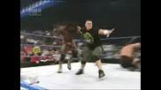 Wwe Batista And Cena Се Развихрят