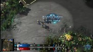 Mc vs. Hero - (pvp) - Game 3 - Ro16 - Wcs Global Finals 2014 - Starcraft 2 (hd)