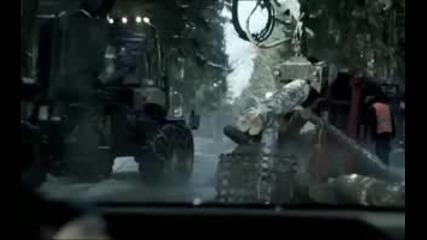 Реклама на Mercedes