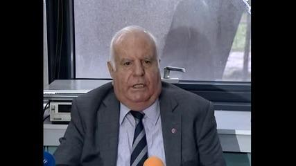 Гонзо: Глобите на Левски през 2014 година са 128 000 лева