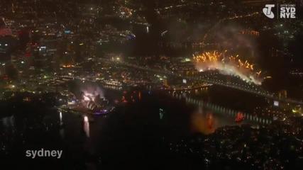 Пълното шоу, Сидни, Австралия, Весела Нова 2015 година