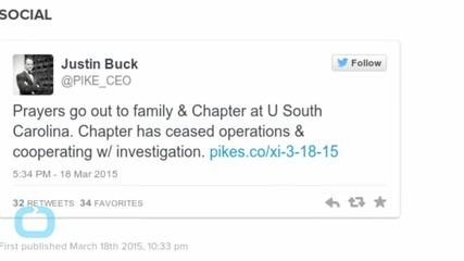 University of South Carolina Fraternity Member Found Dead