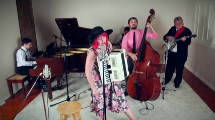 Hey There Delilah - Postmodern Jukebox world's Fair_ Style Plain White T's Cover ft. Joey Cook