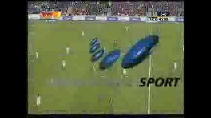 Гол На Роналдиньо Vs Бетис 2007