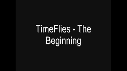 Timeflies - The Beginning Lyrics