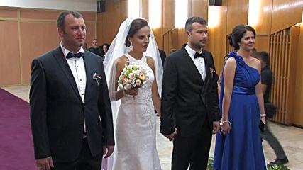 Сватбен видеоклип - Яна и Атанас, 2016 г.