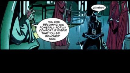 Boba Fett Enemy of The Empire 04 - Final - Boba Fett vs Darth Vader