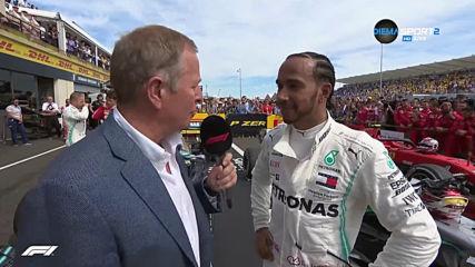 Първите думи от призьорите в Гран При на Франция