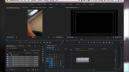 КАК да обработваме и монтираме ВИДЕО с Adobe Premiere Pro CC/ ПЪРВИ стъпки за НАЧИНАЕЩИ