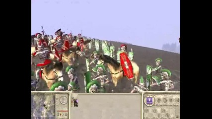 Rome Total War Online Battle #7 Rome vs Rome