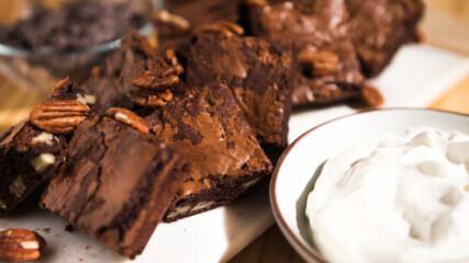 Франсишко Морейра | Шоколадово брауни с орехи