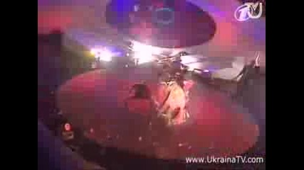 Ани Лорак - Евровизия Украйна 2008 На Живо !!!
