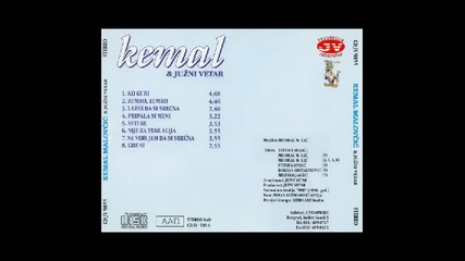 Kemal Malovcic - Ko Gubi (album - 1986)