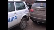Столични полицаи задържаха двама автокрадци