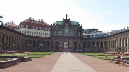 Двореца в дрезден