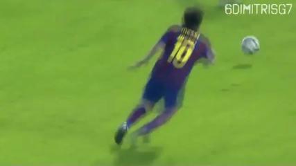 Lionel Messi 2010 - Top 10 Goals
