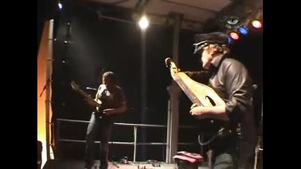 The Famous Unknowns Live in Ludwigsburg Light of Day Carlos Vamos & Lindsay Buckland