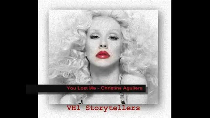 You Lost Me - Christina Aguilera ( албум Bionic ) (official track)