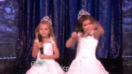 Sophia Grace & Rosie - Starships