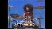 Chaka Khan Playing The Drums