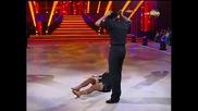 Dancing Stars - Нана и Мирослав джайв (18.03.2014г.)
