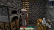 Minecraft Survival еп4 (с gotika_47) ходене до Nether Portala