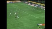 Ибрахимович донесе победата  на Милан срещу Чезена с 2:0
