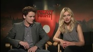 Fright Night Anton Yelchin and Imogen Poots Interview