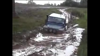 Off Road - Land Rover Defender