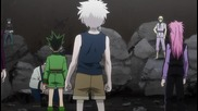 Hunter x Hunter 2011 50 Bg Subs [high]