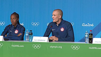 Brazil: USA athletes comment on Russian Olympics bans