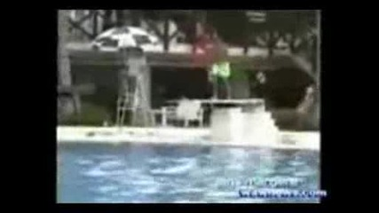 crazy falls and idiot people 3