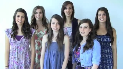 Cimorelli- Just a Kiss [ Cover ]
