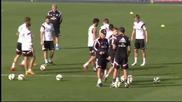 Роналдо на линия срещу Атлетик Билбао