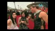The Veronicas - Channel V Red Carpet Inter